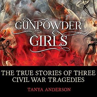 Gunpowder Girls audiobook cover art