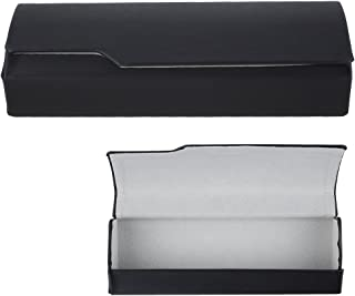 Aluminum Eyeglass Cases with Magnetic Closure - Glasses Holders - Medium Size
