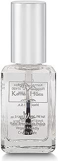 Karma Halal Certified Nail Polish- Truly Breathable Cruelty Free and Vegan - Oxygen Permeable Wudu Friendly Nail Enamel (Breathable Top Coat - ANASTASIA)