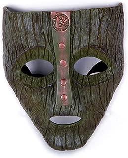 Gmasking 2018 Resin Loki Cosplay Mask Prop Replica+Gmask Keychain