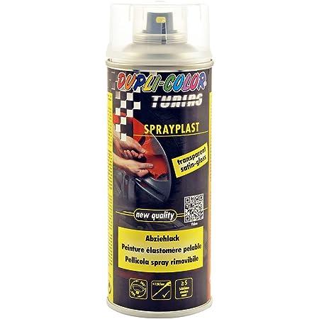 Dupli Color 388095 Dc Sprayplast Spray 400 Ml Transparent Satin Glanz Auto