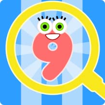 Find The Hidden Numbers – Fun 0-9 Number Learning Game for Toddlers and Young Children