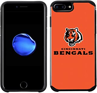Prime Brands Group Cell Phone Case for Apple iPhone 8 Plus/iPhone 7 Plus/iPhone 6S Plus/iPhone 6 Plus - NFL Licensed Cinci...