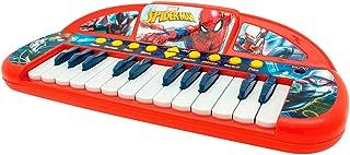 Teclado Musical Homem Aranha - Toyng