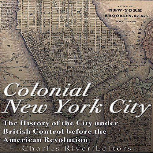 Colonial New York City cover art