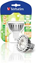 Verbatim 52120 PAR16 GU10 4 Watt LED Bulb - Warm White
