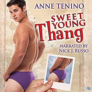 Sweet Young Thang audiobook cover art