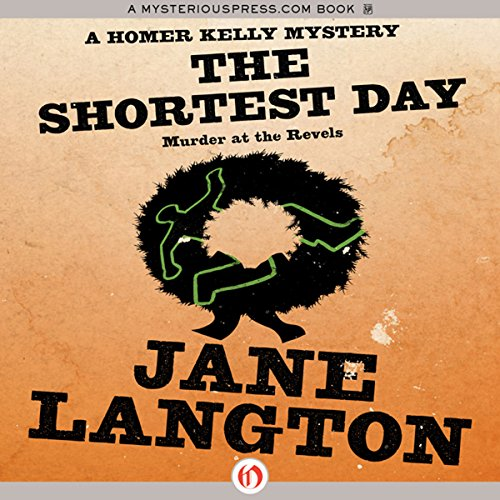 The Shortest Day audiobook cover art