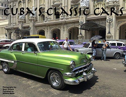 Cuba's Classic Cars (English Edition)