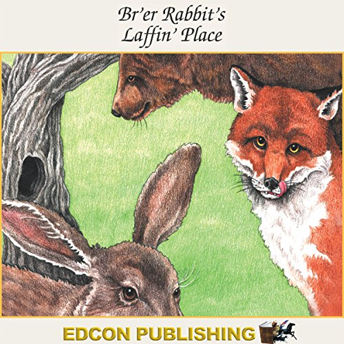 Br'er Rabbit's Laffin' Place audiobook cover art