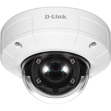 D Link Dcs 4602ev Überwachungskamera Für Den Innen Und Außenbereich Aufzeichnungen In Full Hd Qualität Tag Und Nacht Integrierte Led Beleuchtung Poe Weiß Elektronik