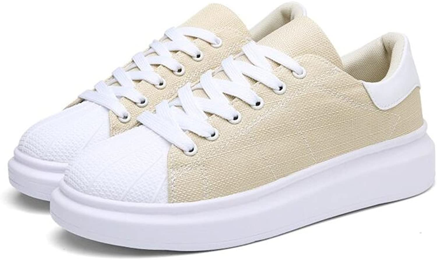 F1rst Rate Womens Fashion Canvas Sneaker Low Cut Lace UPS shoes