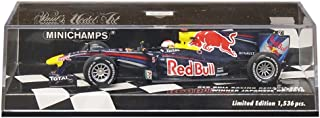 Red Bull Racing 1:43 Scale Renault RB6 Sebastian Vettel Japenese GP 2010