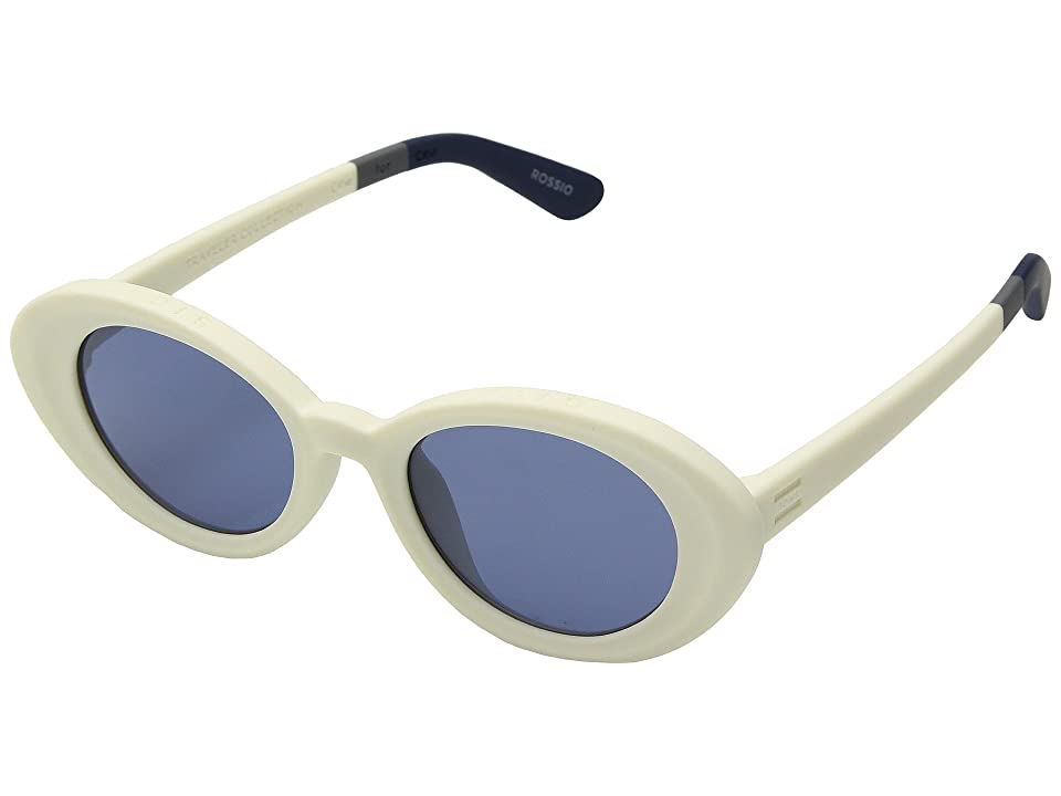 Retro Sunglasses | Vintage Glasses | New Vintage Eyeglasses TOMS TRAVELER by TOMS Rossio Matte White Cauliflower Fashion Sunglasses $68.00 AT vintagedancer.com