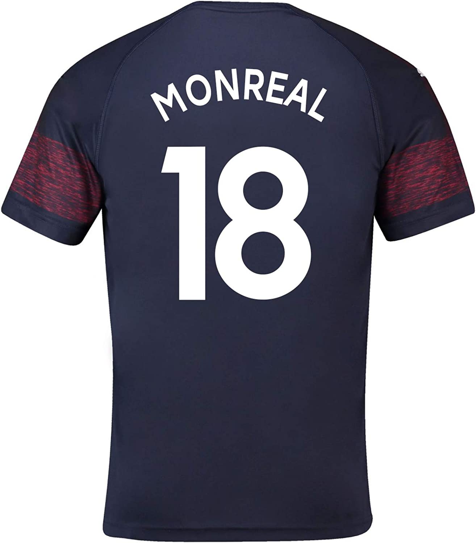 Puma MONREAL  18 Arsenal FC Away Men's Soccer Jersey 201819