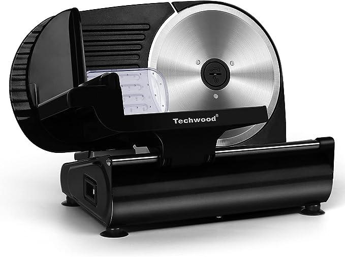 Techwood Electric Food Meat Slicer - Best Design
