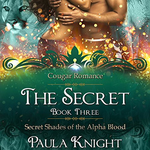 Cougar Romance: The Secret audiobook cover art