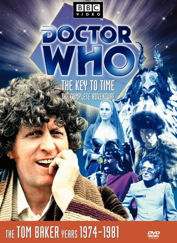 Doctor Who - The Key to Time - The Complete Adventure - 6 DVD [Import USA Zone 1]