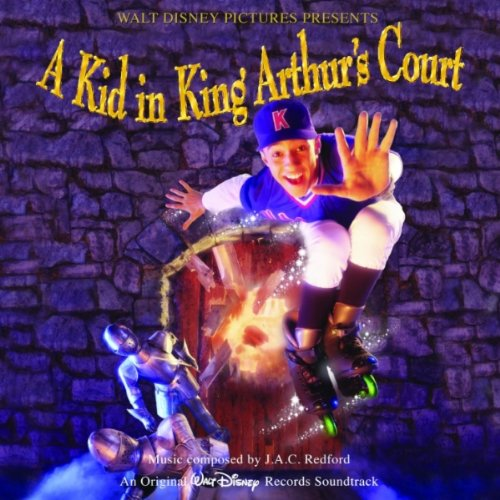 JAC Redford A Kid In King Arthurs Court novo lacr orig
