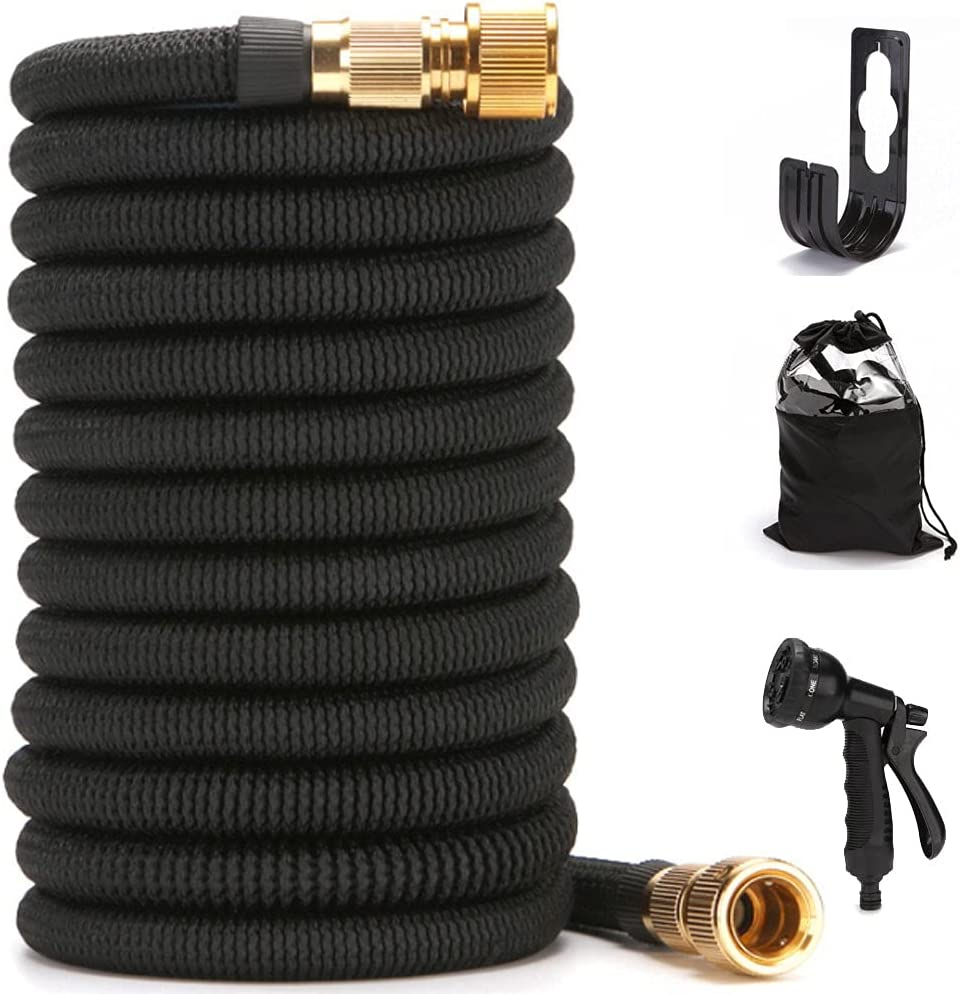 All items in the store Expandable garden New arrival hose expandable with nozzle leak-