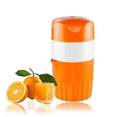 Vezz Hand Citrus Juicer Lid Rotation Manual Ora...