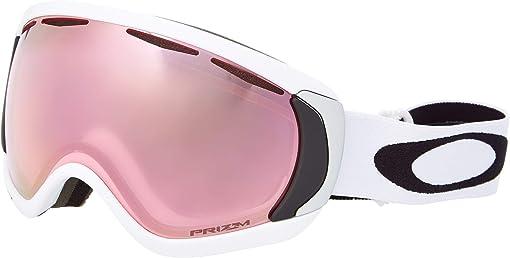 Matte White/Prizm Hi Pink