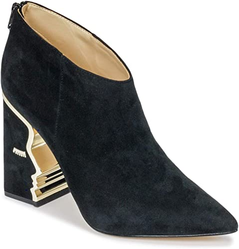 The Gypsy Stiefelletten Stiefel damen Schwarz Ankle Stiefel