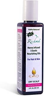 Henna Infused Oil (Thinning Hair) by Reshma