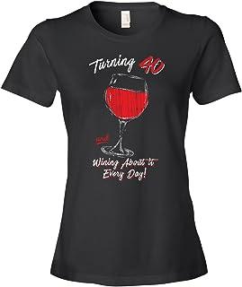 dcfe2da3 Amazon.com: wine - Birthday / Tops & Tees / Women: Clothing, Shoes ...
