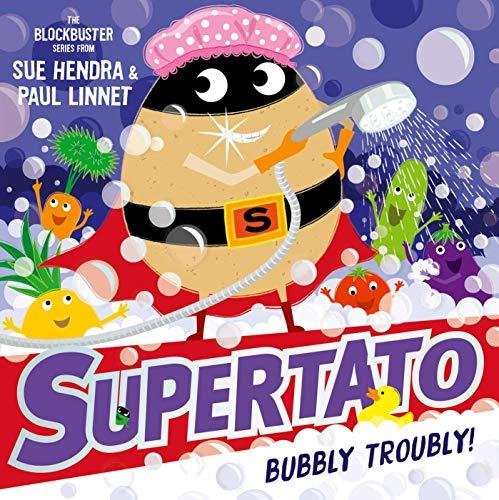 Supertato: Bubbly Troubly (English Edition)