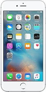Apple iPhone 6s Plus Silver 16GB SIM-Free Smartphone (Renewed)