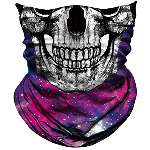 AXBXCX Skull Skeleton Face Mask