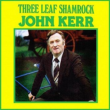 Three Leaf Shamrock