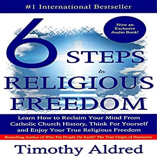 Six Steps to Religious Freedom audiobook cover art