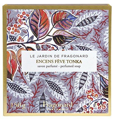 Fragonard Parfumeur Encens Feve Tonka Perfumed Soap - 150 g