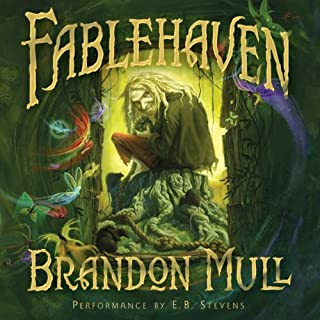 Fablehaven, Book 1                   By:                                                                                                                                 Brandon Mull                               Narrated by:                                                                                                                                 E. B. Stevens                      Length: 9 hrs and 13 mins     2,858 ratings     Overall 4.5