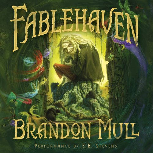 Fablehaven, Book 1 audiobook cover art