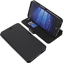 Loup JARNING Alcatel One Touch Pixi 4 5.0 3G//5010D Coque Housse PU Cuir Etui Portefeuille Flip Case Cas avec Fonction Stand et Fentes de Carte de Cr/édit pour Alcatel Pixi 4 5.0 3G//5010D