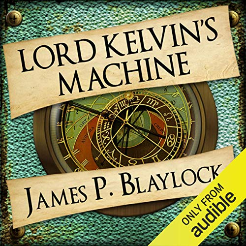 Lord Kelvin's Machine audiobook cover art