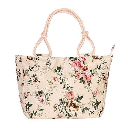 Floral Bags: Amazon.com