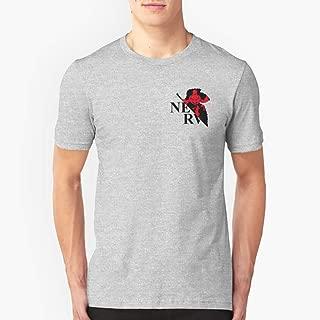 Evangelion Eva 01 Nerv Slim Fit TShirtT shirt Hoodie for Men, Women Unisex Full Size.