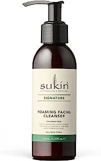 Sukin Foaming Facial Cleanser, 125ml