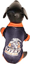 NCAA Texas El Paso Miners Athletic Mesh Dog Jersey (Team Color, X-Large)