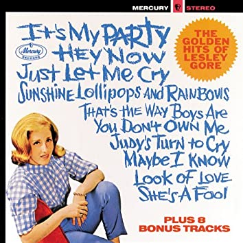The Golden Hits Of Lesley Gore (Expanded Edition)
