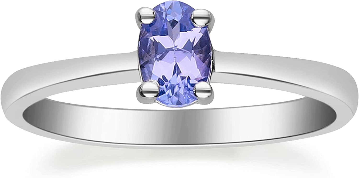 Gin Grace 925 Sterling Silver Limited price sale with Dail Genuine Financial sales sale Ring Tanzanite