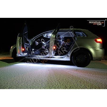 Innenraumbeleuchtung Set Für A3 8pa Sportback Cool White Auto