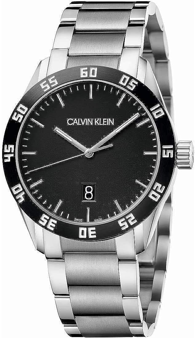 Calvin Klein Reloj de Vestir K9R31C41