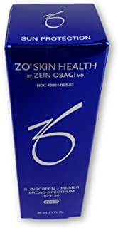ZO Skin Health Sunscreen + Primer, Broad-Spectrum SPF 30