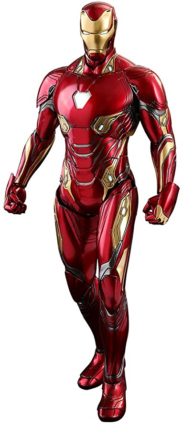:Avengers Infinity War Movie Masterpiece 1/6 Scale Series - Iron Man Mark L Die Cast Figure Hot Toys