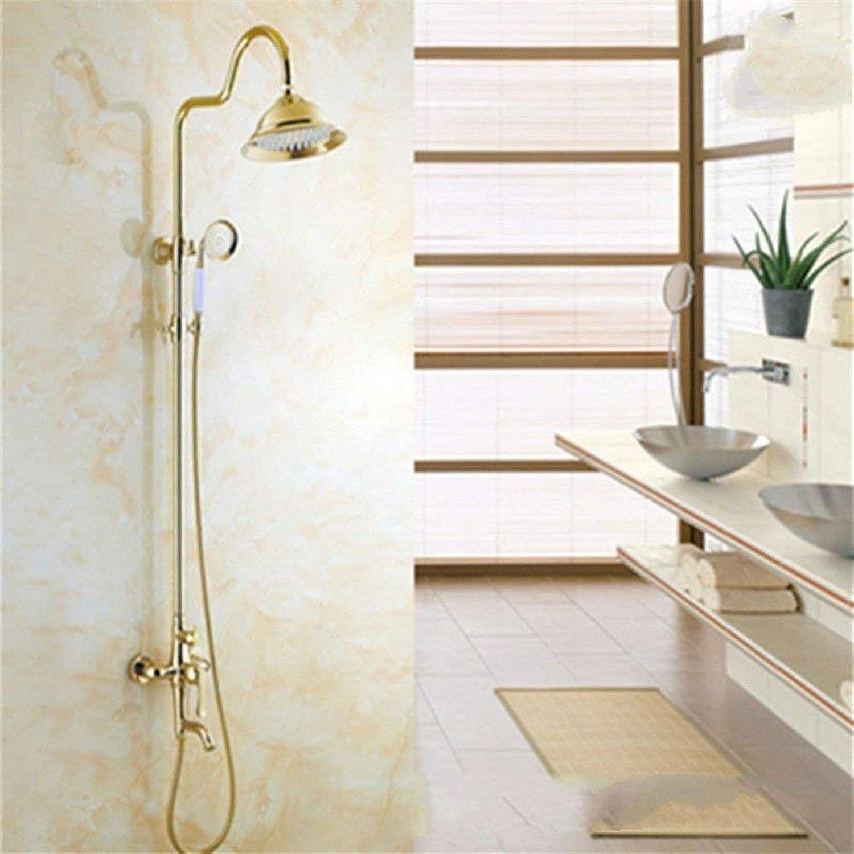 HUAIX Home Waschbecken-Mischbatterie Badezimmer-Küchen-Becken-Hahn auslaufsicher Speichern Sie Wasser voll Küche Antikes Kupfer Waschbecken schwarz